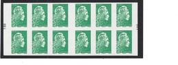 VARIETE: CARNET LV MARIANNE DE YSEULT N° 100 à GAUCHE - Carnets