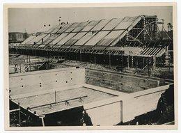 Berlin Olympics 1936 Construction Of Swimming Pool Original (press?) Photo Germany Deutschland Sport Games Third Reich - Sports