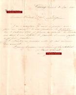 Document Du 20/05/1895 PAUL CHIRAT Carouge Genève Suisse - Switzerland