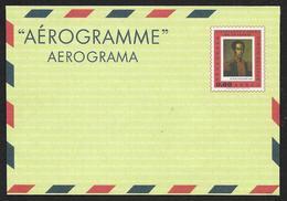 VENEZUELA Aerogramme 60c Bolivar 1970s Unused! STK#X21207 - Venezuela