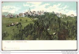 Trogen Vom Rehetobel Aus Ca. 1900 - AR Appenzell Rhodes-Extérieures
