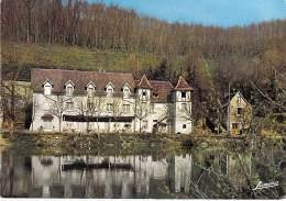 46 - PORT DE GAGNAC : Hostellerie BELLERIVE ( Prop. DUMONT )  CPSM 1972 - Lot ( Hotel Restaurant ) - Otros Municipios