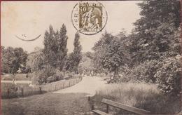 Merksem 1935 Zicht Op Het Park ZELDZAAM - Antwerpen