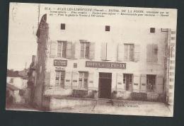 AVAILLES LIMOUSINE - HOTEL DE LA POSTE   Zbh 42 - Availles Limouzine