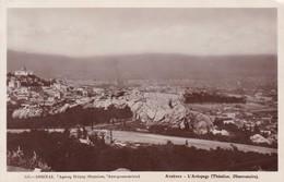 ATHENES. L'AREOPAGE(THESEION, OBSERVATOIRE). EDIT DELTA. CIRCA 1930's- BLEUP - Griekenland