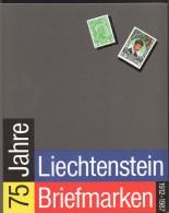 75 Jahre Liechtenstein Briefmarken  Als Neu - Postverwaltungen