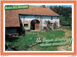 A334/087 88 - Ferme Traditionnelle Vosgienne - Frankrijk