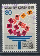 °°° SOUTH KOREA COREA - Y&T N°1417 - 1988 °°° - Corea Del Sud