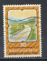 °°° SOUTH KOREA COREA - Y&T N°1236 - 1984 °°° - Corea Del Sud