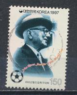 °°° SOUTH KOREA COREA - Y&T N°1765 - 1997 °°° - Corea Del Sud