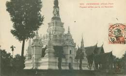 Cambodge. N°35549.pagode.phnom Penh.angkor-thom - Cambodia