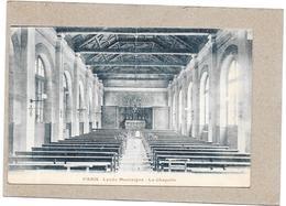 PARIS - 75 - Lycée Montaigne - La Chapelle - SAL** - - Francia