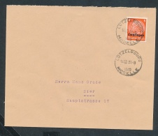 Lothringen -Stempel Beleg  (ze9029  ) Siehe Scan - Occupation 1938-45