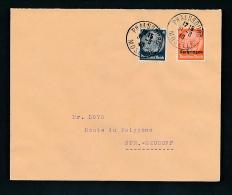 Lothringen -Stempel Beleg  (ze9026  ) Siehe Scan - Occupation 1938-45