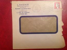 Lyon L'avenir Maçonnerie Travaux Publics - 1961-....