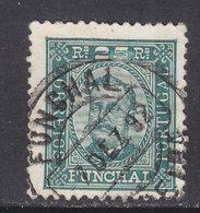 Funchal  5 A    (o)  Green - Funchal