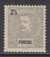Funchal  13   * - Funchal