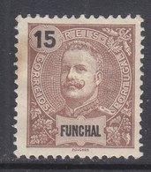 Funchal  16   * - Funchal