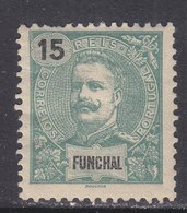 Funchal  17   * - Funchal