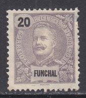 Funchal  18  Fault   * - Funchal