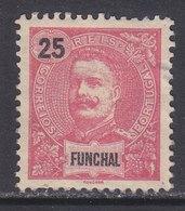 Funchal  20     * - Funchal