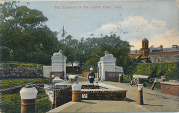 CAPE TOWN - 1922 , Entrance To The Castle - Südafrika