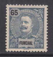 Funchal  23    * - Funchal