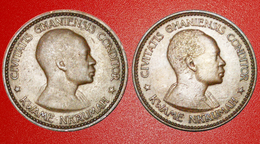 # GREAT BRITAIN: GHANA ★ 1 PENNY 1958 BALD AND HAIRY TYPES! LOW START ★ NO RESERVE! - Ghana