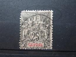 """VEND TIMBRE DE GUYANE N° 37 , CACHET """" CAYENNE """" !!! - Französisch-Guayana (1886-1949)"""