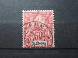 """VEND TIMBRE DE GUYANE N° 40 , CACHET """" CAYENNE """" !!! - Französisch-Guayana (1886-1949)"""