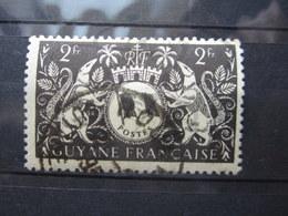 """VEND TIMBRE DE GUYANE N° 192 , CACHET """" ROURA """" !!! - Französisch-Guayana (1886-1949)"""