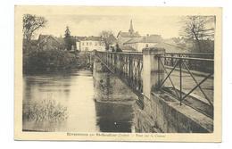 36/ INDRE.. RIVARENNES Par St Gaultier. Pont Sur La Creuse - France