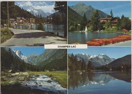 Champex-Lac - Station De Champex - Photo: Darbellay - VS Valais