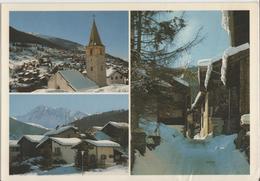 Vercorin - Eglise, Partie Du Village - Photo: Yves Vouardoux - VS Valais