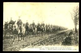 GUERRE DE 1914 - 237 - Campement Des Troupes Indiennes En France (Beau Plan Animé) - Guerre 1914-18