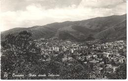 POSTAL    CARACAS   -VENEZUELA  - VISTA DESDE TELEVISA   -EDIZ. ACTIS- - Venezuela