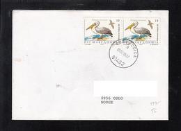 REPUBLIC OF MACEDONIA, 1995, MICHEL 56 - BIRDS PELECANUS CRISPUS ** - Pelikane