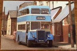 GWO 351C.  A Leyland 'Titan' PD2/40 With Massey L55R Bodywork. - Buses & Coaches