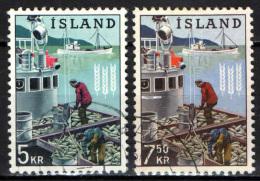 ISLANDA - 1963 - CAMPAGNA MONDIALE CONTRO LA FAME - USATI - 1944-... Republik