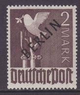 Berlin MiNr. 18 ** Gepr. - Unused Stamps
