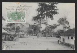 Cote D' Ivoire  -  BINGERVILLE - Camp De La Milice - Elfenbeinküste