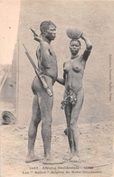 """¤¤  -  SOUDAN   -  Les """" BOBOS """" (Région De Bobo-Dioulasso) - Femme Aux Seins Nus   -  ¤¤ - Sudan"""