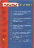 Catalogue MECCANO EVOLUTION 1 , 1995 , 47 Pages , 5 Scans , Frais Fr 2.95 E - Meccano