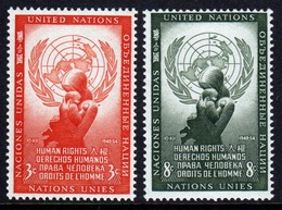 United Nations Set Of Stamps To Celebrate Human Rights Day. - New York – UN Headquarters