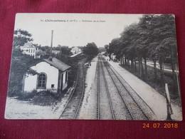CPA - Châteaubourg - Intérieur De La Gare - Sonstige Gemeinden