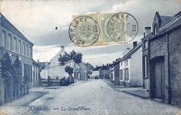 ¤¤  -  BELGIQUE   -   ADINKERKE   -   La Grande Place      -  ¤¤ - België