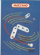 Catalogue MECCANO , Pour Bien Réussir Tes Modéles , 4 Pages , 3 Scans , Frais Fr 1.95 E - Meccano