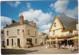 Azay-le-Rideau - 'La 'Renaissance' Et Le Café-bar 'Le Chalet' - (Indre-et-Loire, France) - 'Perrier', 'Coca-Cola' - Azay-le-Rideau