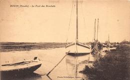 ¤¤  -   BOUIN   -  Le Port Des Brochets   -  ¤¤ - France