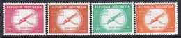 Indonesia 1960 Set Of Stamps Issued To Celebrate The Fight Against Malaria. - Indonesia